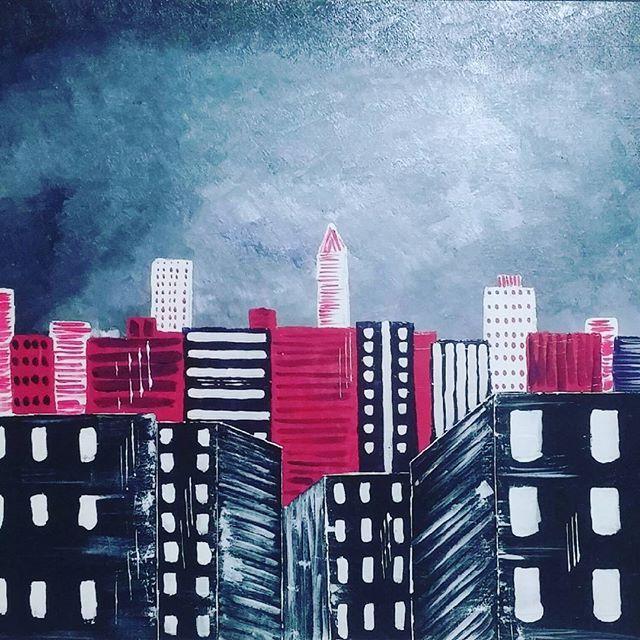 """""""CUPULA MAGENTA""""  80X60  Acrílico    Forma parte de la serie CIUDADES próximamente en exposicion en el @ilguayoyocafe el mejor café de la ciudad... #arte #Cojedes #sancarlos  #apoyalolocal #hechoenvenezuela #hechoencojedes #blackandwhite #art🎨 #modernart #art #illustration #painting  #acrilico #fineart #gray #artist #artsy #instaart #canvas #instagood #gallery #masterpiece #creative #photooftheday #instaartist #graphic #graphics #artoftheday #oilpainting #oil"""