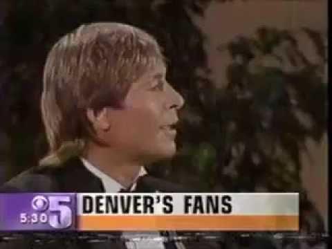 John Denver / Local News Reports CBS This Morning [10/1997]