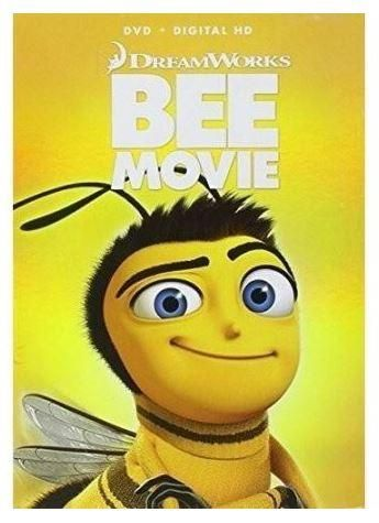 DreamWorks The Bee Movie (DVD) Like New