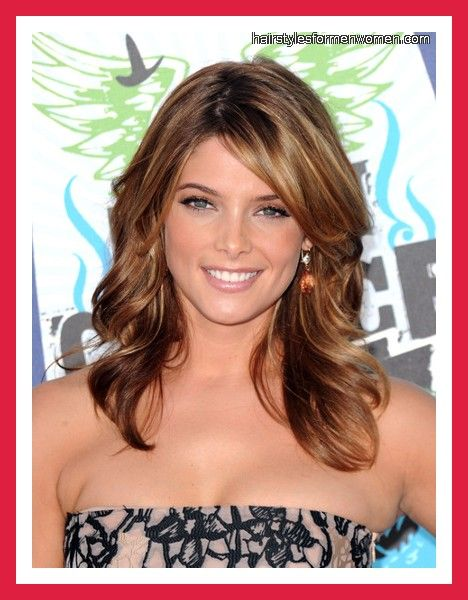 Shoulder Length Hairstyles with Layers picture and slideshow