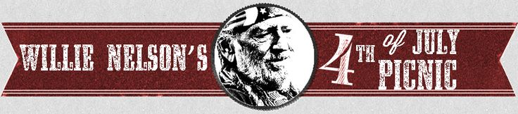 What: Willie Nelson's 4th of July Picnic is coming back to the Fort Worth Stockyards. Willie takes the Main Stage at 11 p.m. Don't miss Josh Abbott Band, Jamey Johnson, Dierks Bentley, Ryan Bingham and more.  When: July 4, 2014 at Fort Worth Stockyards.  Tickets are $40/$60 at the gate. This is an indoor / outdoor event located on Rodeo Plaza in the Historic Fort Worth Stockyards. 17 and under must be accompanied by a parent or legal guardian. No chairs, umbrellas, pets, coolers.