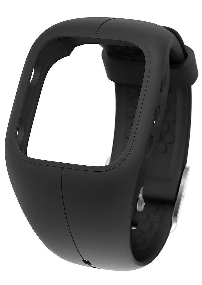 POLAR Armband zum Wechseln, »A300 Charcoal Black«, Fitnessgeräte, 588909-0 Jetzt bestellen unter: https://mode.ladendirekt.de/damen/schmuck/armbaender/sonstige-armbandaender/?uid=eeaec36a-affa-543e-bf99-39dc0c31ae66&utm_source=pinterest&utm_medium=pin&utm_campaign=boards #sonstigearmb #schmuck #armbaender #aender