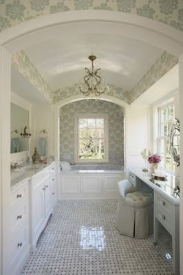 6 Beautiful U0026 Luxurious Bathrooms From Pinterest