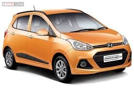 Hyundai Grand i10 expected to be launched in Sep 2013... http://www.autoinfoz.com/india-car-news/Hyundai-car-news/2014-Hyundai-i10-for-Europe-Vs-Hyundai-Grand-i10-For-India-490.html