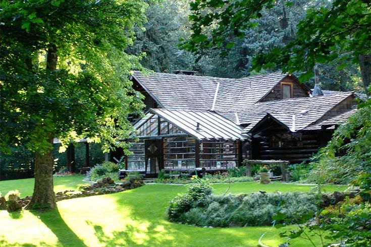 90 Best Images About Live Like Lincoln Log Cabins On