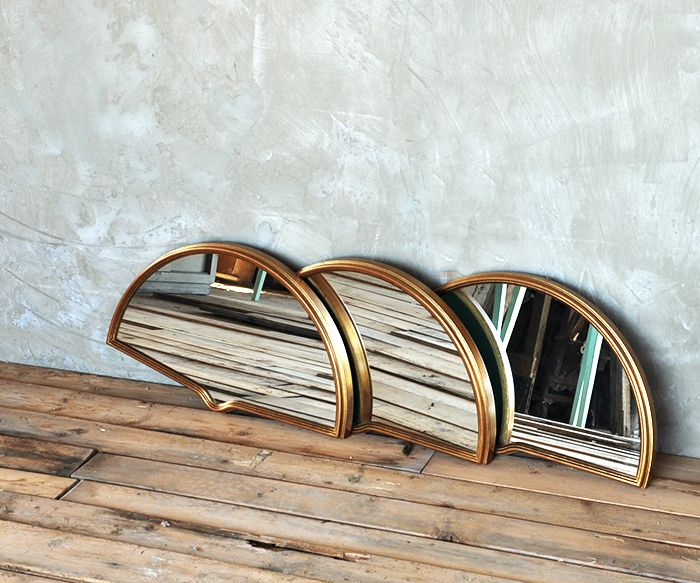 Oltre 25 fantastiche idee su specchio con cornice in legno su pinterest specchi specchio - Specchio antichizzato ...