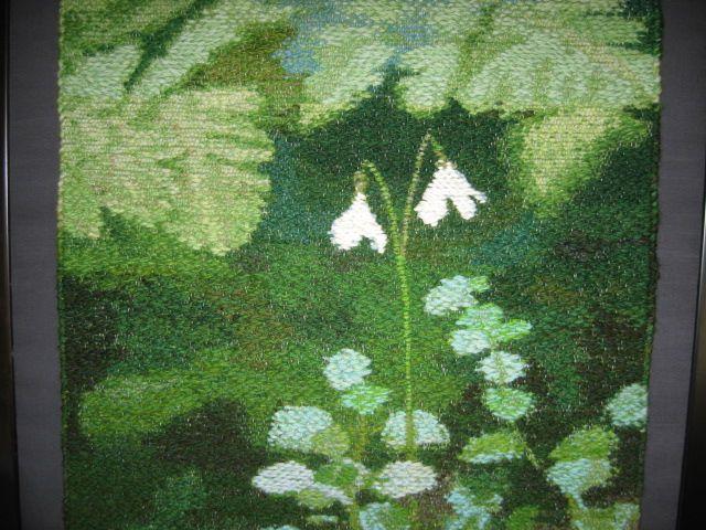 Tapestries of Swedish Artist – Helena Hernmarck |