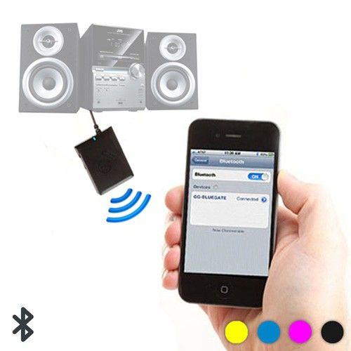 Uitaţi de cabluri enervante şi încercaţi convenabilul receptor audio Bluetooth! Acest receptor audio Bluetooth poate fi utilizat pentru a stabili o conexiune fără fir între dispozitivul dumneavoastră cu Bluetooth (tablete, smartphone-uri...) şi boxa, căştile, sistemul audio, sistemul audio al maşinii... pentru a vă bucura de o calitate superioară a sunetului.