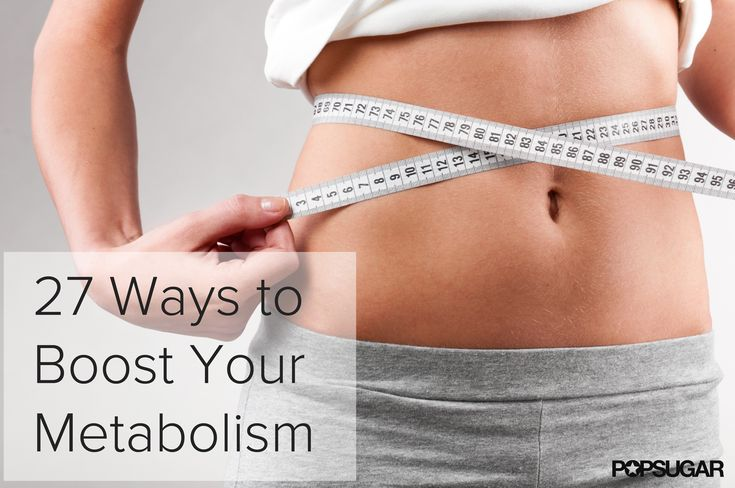 27 Ways to Boost Your Metabolism and Torch Fat Today
