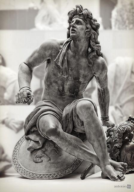 ♔ Captif (Espagne) ~ Musée du Louvre ~ Paris