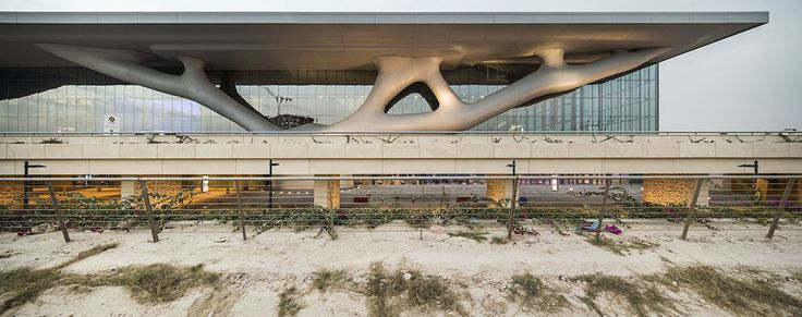 Centro Nacional de Convenções Qatar / Arata Isozaki © Nelson Garrido