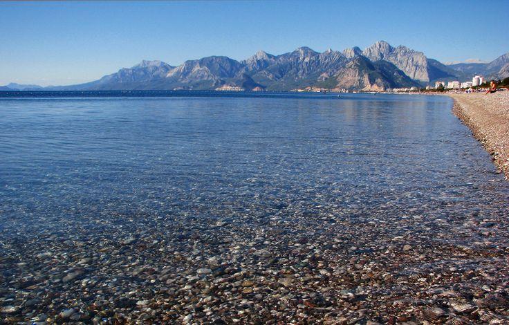 Konyaaltı Plajı - .Konyaltı