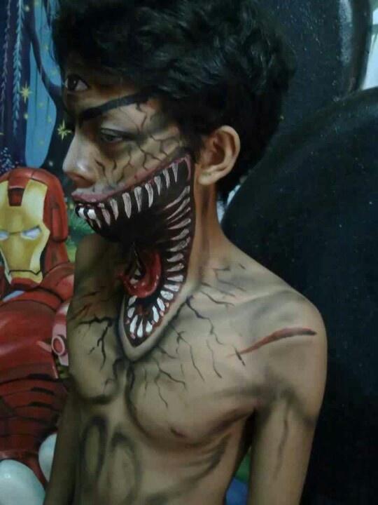 Body paint repinned by www.BlickeDeeler.de
