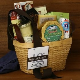 French Classic Gift Basket (7.1 pound)