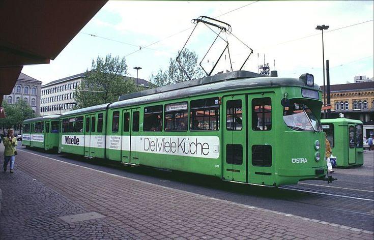 stadtbahn hannover
