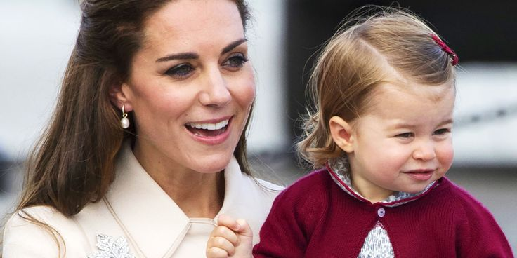 Kate Middleton Shares New Photo of Princess Charlotte for Her Birthday - GoodHousekeeping.com