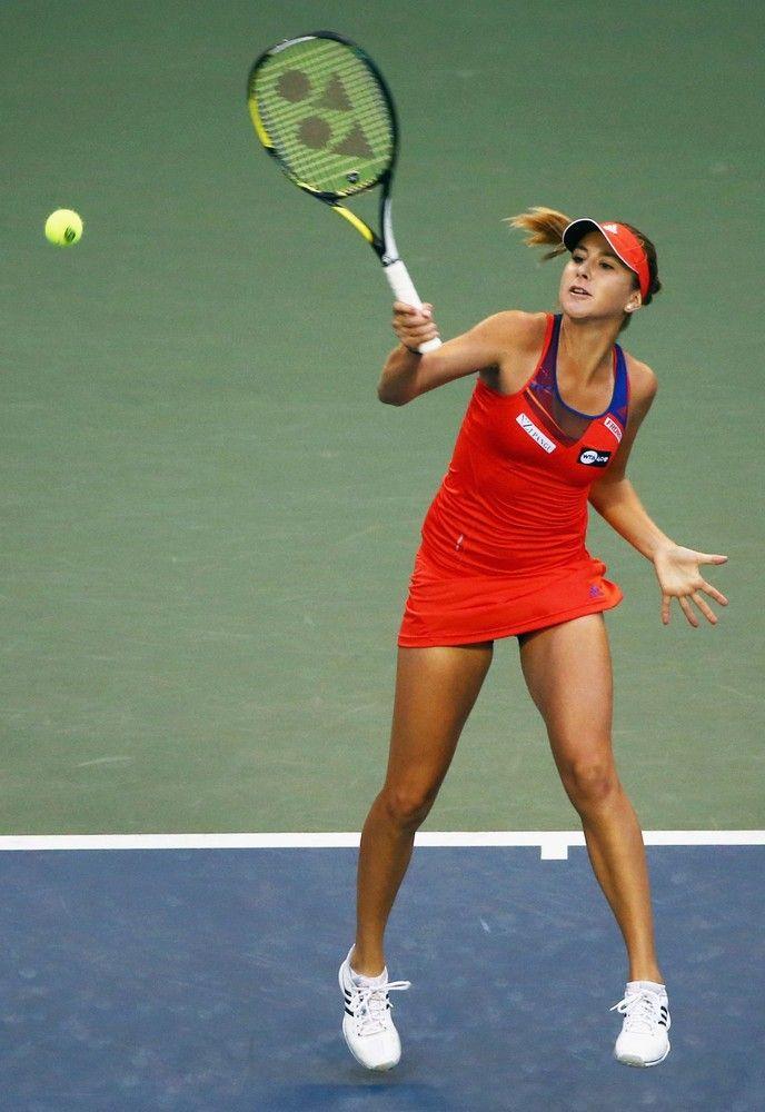 Belinda Bencic @ Toray Pan Pacific Open 2013 #WTA #Bencic #Tokyo
