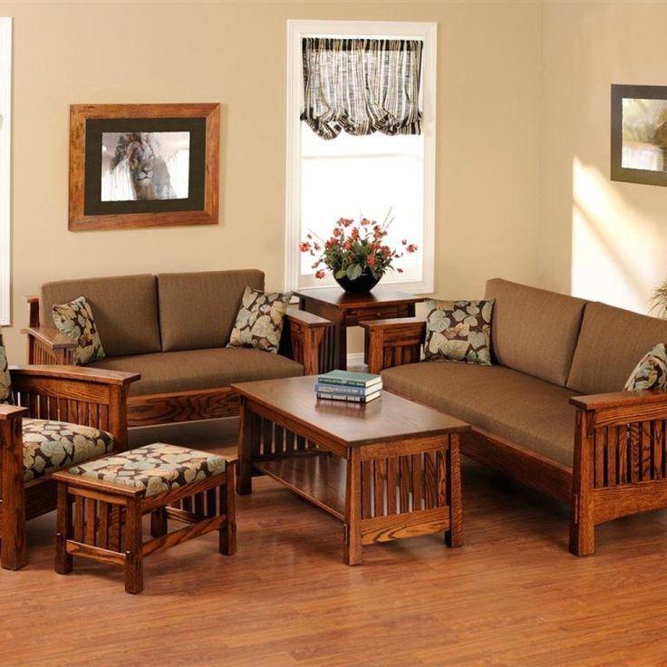 Holz Wohnzimmer Mobel Eza Pinterest Room Living Room And