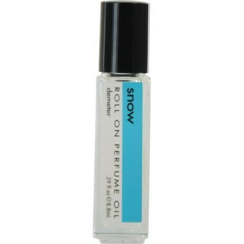 Demeter By Demeter Snow Roll On Perfume Oil .29 Oz
