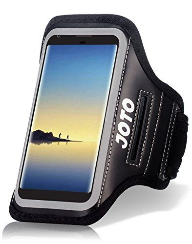 Samsung Galaxy Note 8 Armband Case, JOTO Sports Exercise Runner Armband Case, with Key Holder, Credit Card / Money Holder, Sweat Proof, Best for Gym, Running , Exercise , Workout (Black) #Samsung #Galaxy #Note #Armband #Case, #JOTO #Sports #Exercise #Runner #with #Holder, #Credit #Card #Money #Sweat #Proof, #Best #Gym, #Running #Workout #(Black)