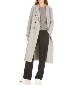 Les 25 meilleures id es de la cat gorie manteaux en laine - Comptoir des cotonniers place des tendances ...