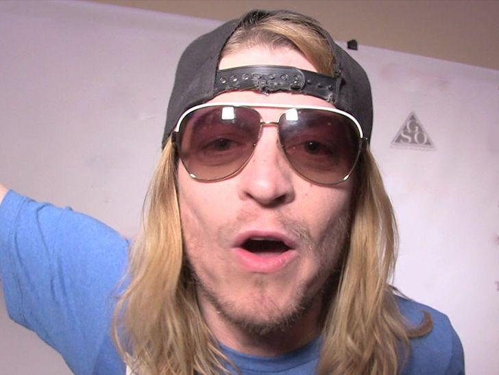 Puddle of Mudd Singer Wes Scantlin Arrested on Gun Charges