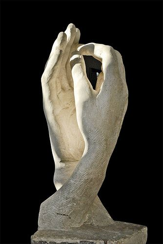 La Cathédrale - Rodin La Cathédrale - Rodin