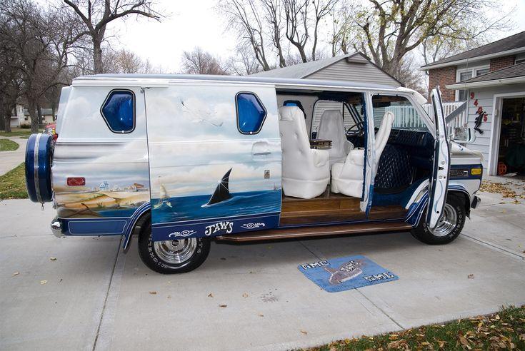 custom classic vans