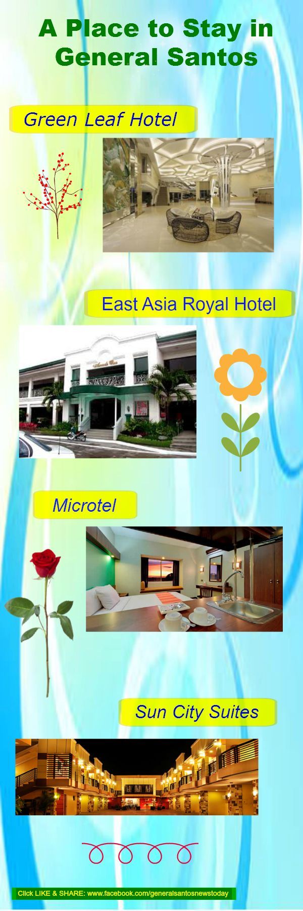 A place to stay in General Santos