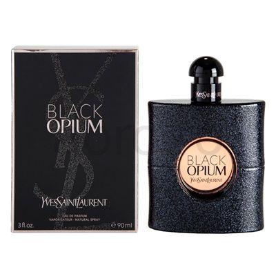 Yves Saint Laurent Black Opium Eau De Parfum pentru femei | aoro.ro