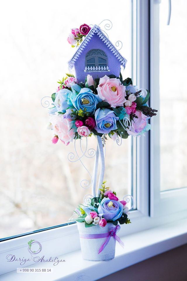 #handmade #candy #bouquets #flower #sweets #sweetdesign #design