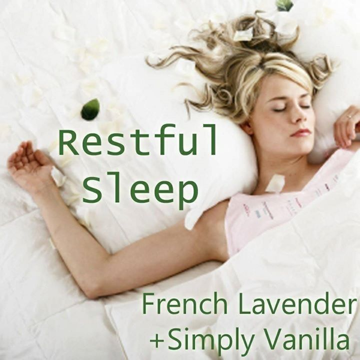 Scentsy Recipe for a Restful Sleep www.alexsysm.scentsy.us