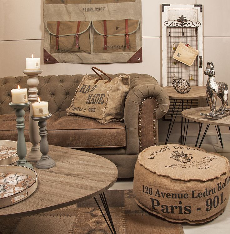 Stylish items with a #loft aesthetic.