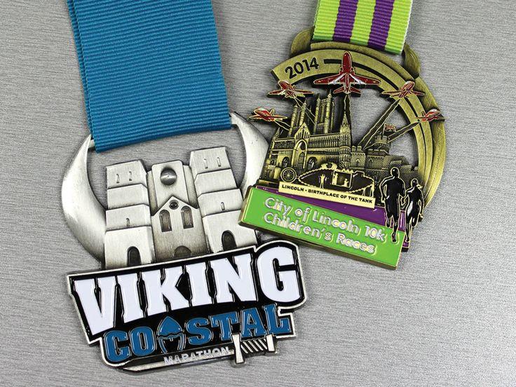Enamelled-Medals