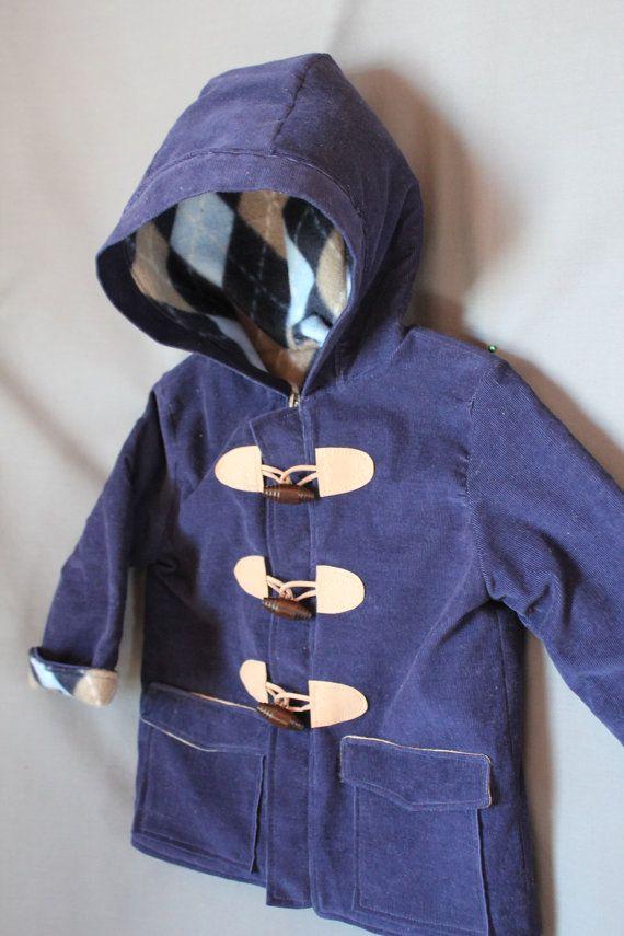34 best Abrigos/ Coat kids images on Pinterest | Duffle coat ...