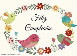 Video Tarjeta gratis de cumpleaños para enviar - Correomagico | Mágicas postales animadas gratis - Tarjetas de Abrazos