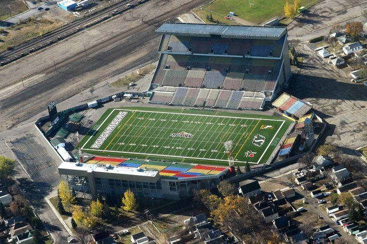 Mosaic Stadium, Regina, Sk