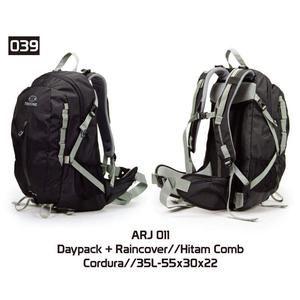 Tas Gunung Hiking Carrier Pria [ARJ 011] (Brand Trekking) Original Bandung