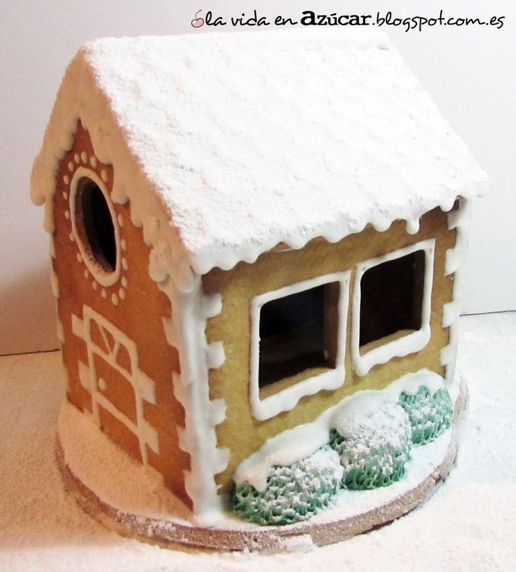 Tutorial para crear una casita de galletas. ¡Para que la hagas con los peques estas vacaciones!