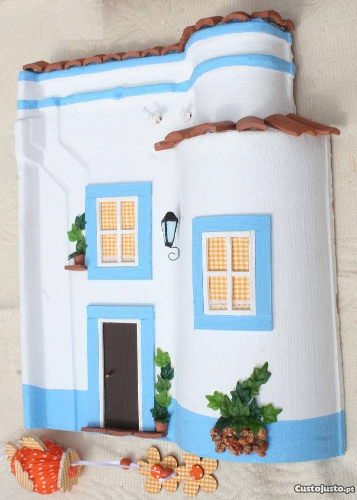 telha artesanal - à venda - Jardim & Bricolage, Açores - CustoJusto.pt