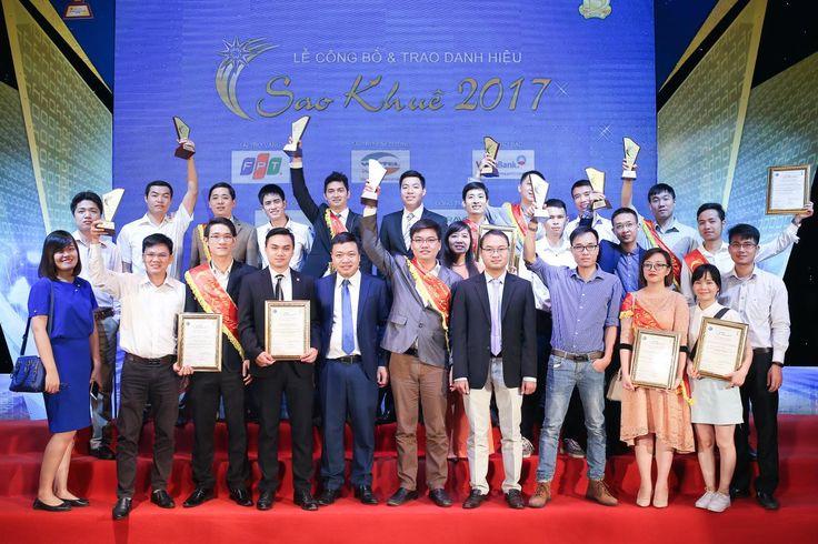 Viettel lại lập kỷ lục mới với hàng loạt giải thưởng Sao Khuê