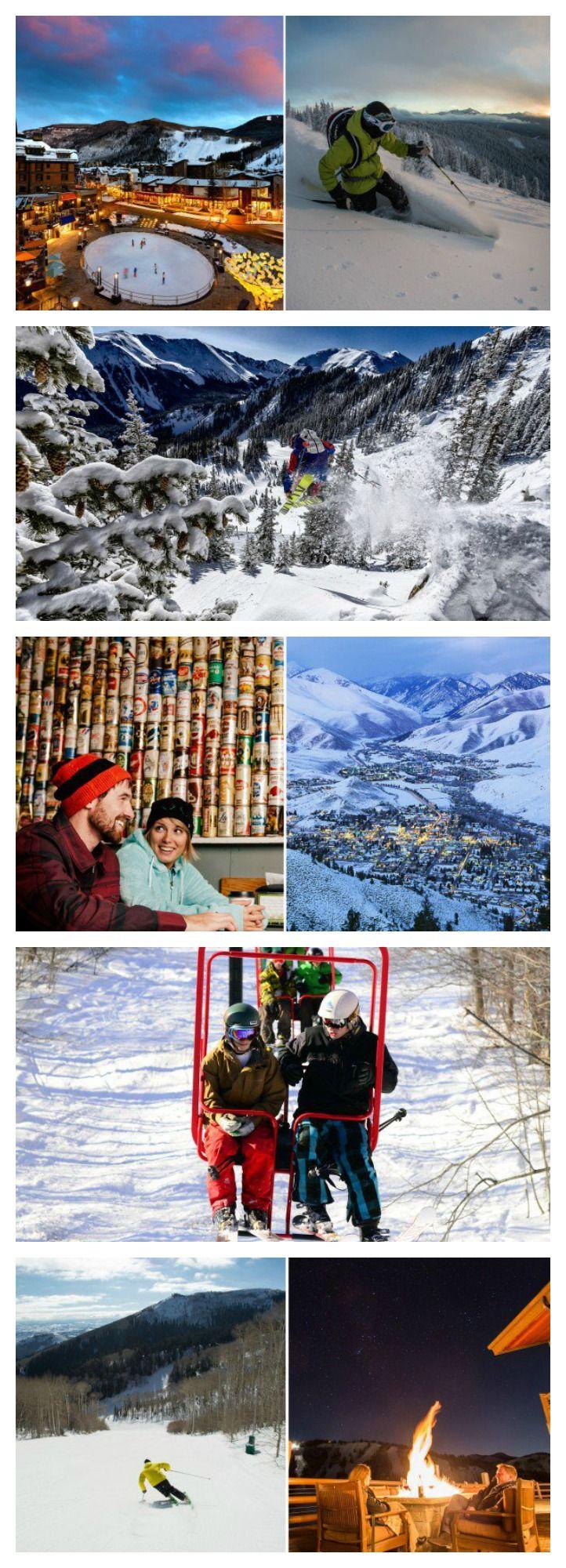 Beautiful Ski Report Ideas On Pinterest Ski Snow Report - North americas best mountain resorts