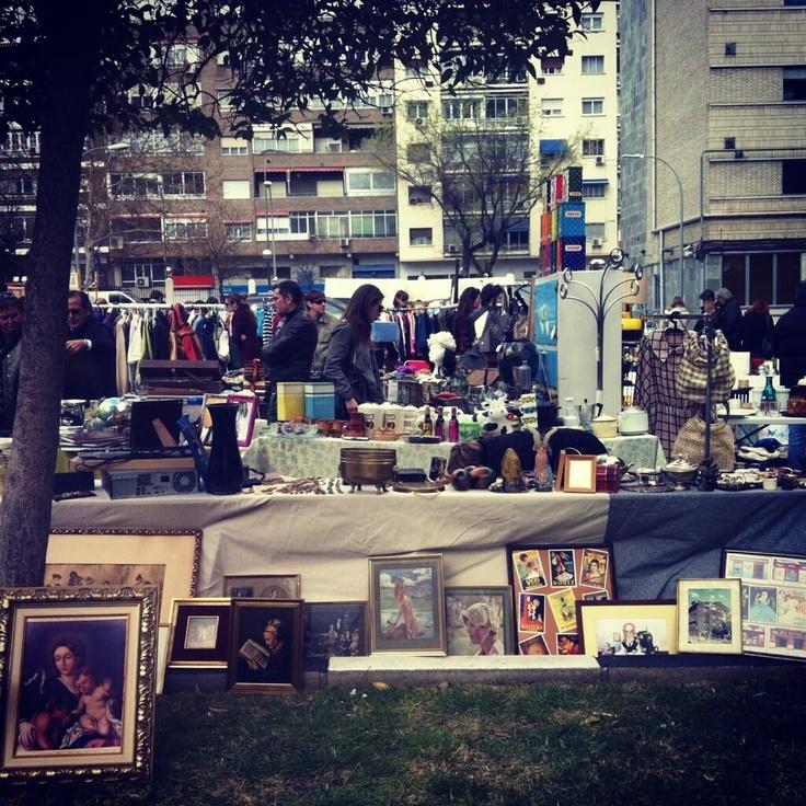 Otra de mis fotos en el Mercado de Motores #Madrid by Esther Rguez. Bazo (EstherBazo) en Twitter