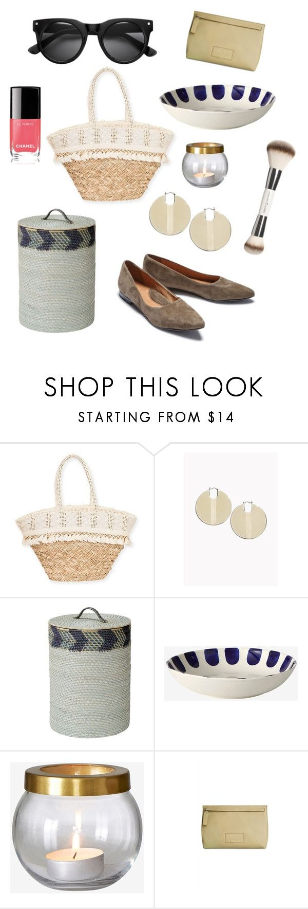 """En tvilling"" by frederikke-e ❤ liked on Polyvore featuring Sun N' Sand, Designers Remix and H&M"