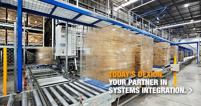 Dexion Integrated Systems.