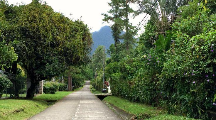 Pushchair walks in El Valle de Anton, Panama