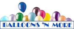 Wholesale balloons - $7.49 for 100.. AWESOME. This links to their NYE ones.