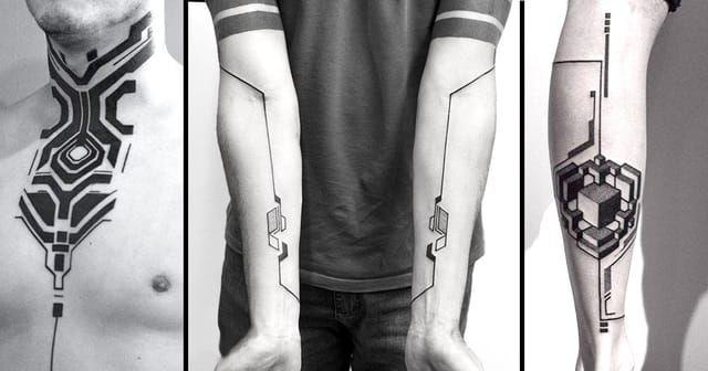 308 best tattoo ideas geometric images on pinterest for Georgie williams tattoo