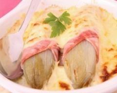 Endives au jambon gratinées (facile, rapide) - Une recette CuisineAZ
