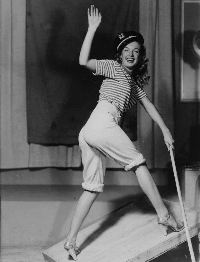 Norma Jeane by Earl Moran, 1946.